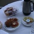 朝食 デニッシュ