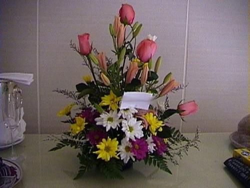 部屋の花2