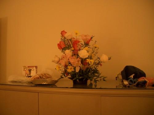 部屋の花3