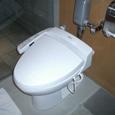 シャワー室 トイレ