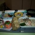 成田→HNL 和食
