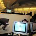 Fクラス シートテレビ