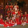 サンタクロースと子供達