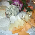 パーティーのチーズ