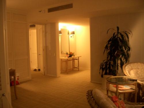スィート2ベットルーム